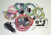 Early CJ Wiring Kit